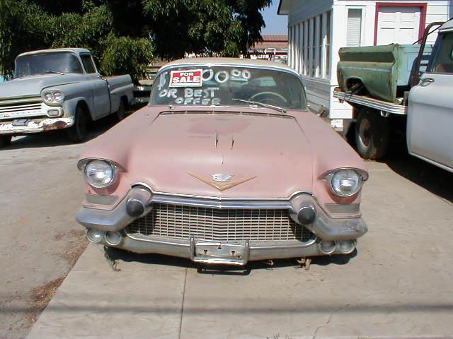 1957 Cadillac Page 001